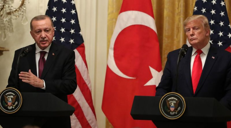 Erdogan et Trump 800x445 - ERDOGAN MONTRE SA TABLETTE À TRUMP
